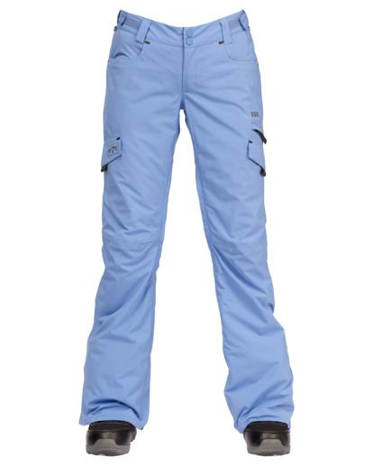 0 Nela Snow Pants Brown EBJTP00100 Billabong