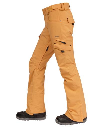 4 Nela Snow Pants Multicolor EBJTP00100 Billabong