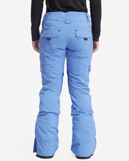 5 Nela Snow Pants Brown EBJTP00100 Billabong
