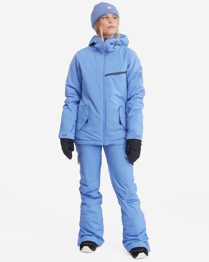 4 Nela Snow Pants Brown EBJTP00100 Billabong