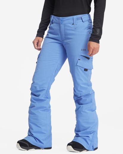 6 Nela Snow Pants Brown EBJTP00100 Billabong