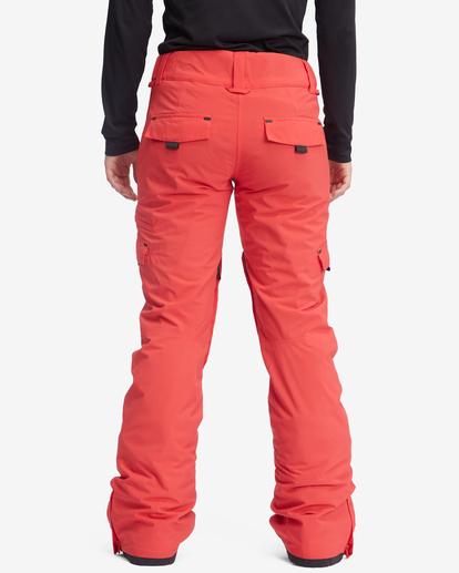 3 Nela Snow Pants Red EBJTP00100 Billabong