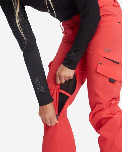 8 Nela Snow Pants Red EBJTP00100 Billabong