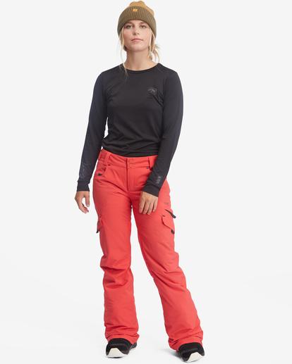 1 Nela Snow Pants Red EBJTP00100 Billabong