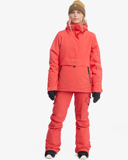 2 Nela Snow Pants Red EBJTP00100 Billabong