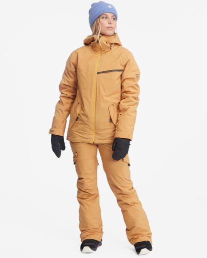 6 Nela Snow Pants Multicolor EBJTP00100 Billabong