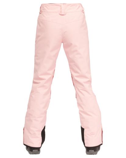 1 Malla Snow Pants White EBJTP00103 Billabong
