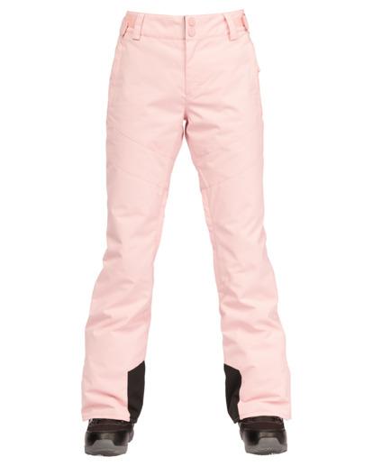 0 Malla Snow Pants White EBJTP00103 Billabong