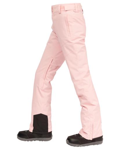 2 Malla Snow Pants White EBJTP00103 Billabong