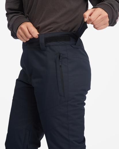 7 Malla Snow Pants Black EBJTP00103 Billabong