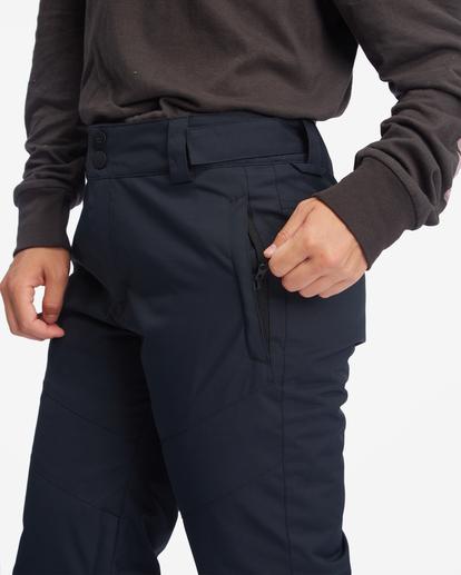 8 Malla Snow Pants Black EBJTP00103 Billabong