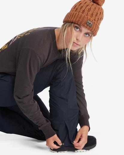 10 Malla Snow Pants Black EBJTP00103 Billabong