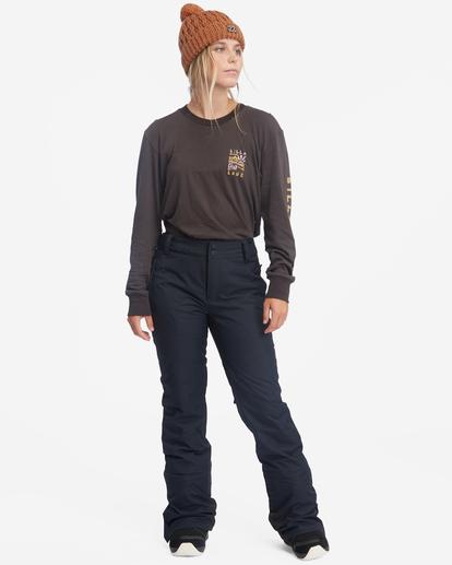 3 Malla Snow Pants Black EBJTP00103 Billabong