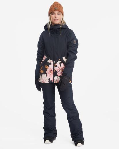 4 Malla Snow Pants Black EBJTP00103 Billabong