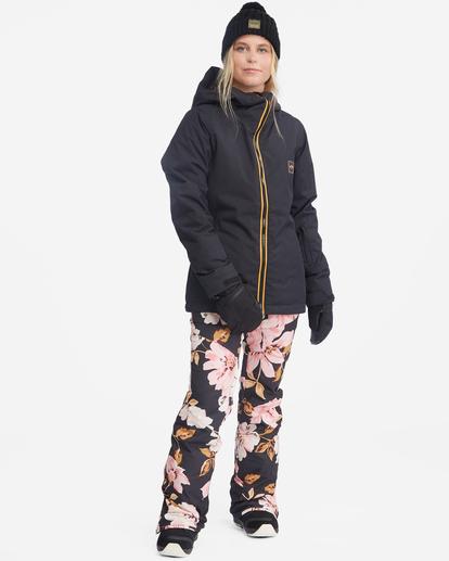 4 Malla Snow Pants Orange EBJTP00103 Billabong