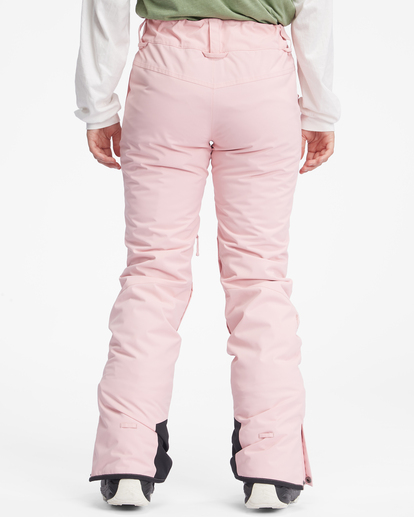 5 Malla Snow Pants White EBJTP00103 Billabong