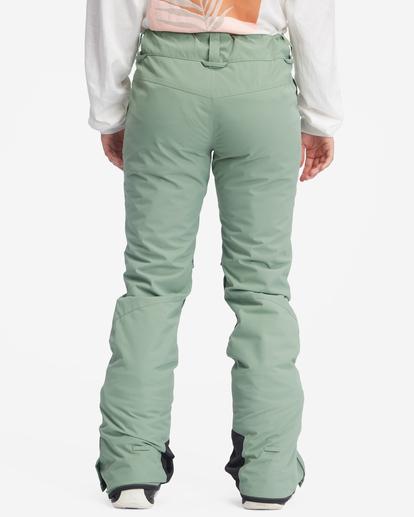 5 Malla Snow Pants Green EBJTP00103 Billabong