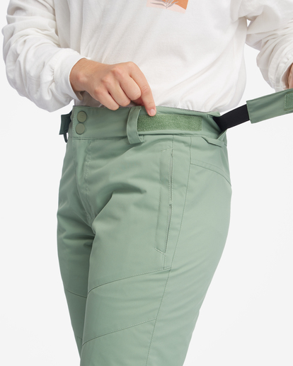 7 Malla Snow Pants Green EBJTP00103 Billabong