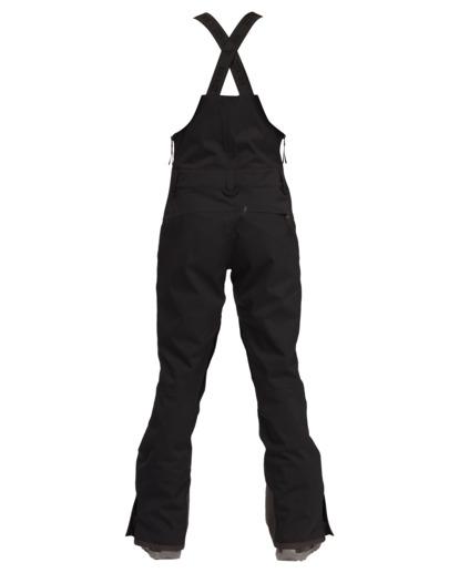 1 Drifter STX Bib Snow Pants Black EBJTP00105 Billabong