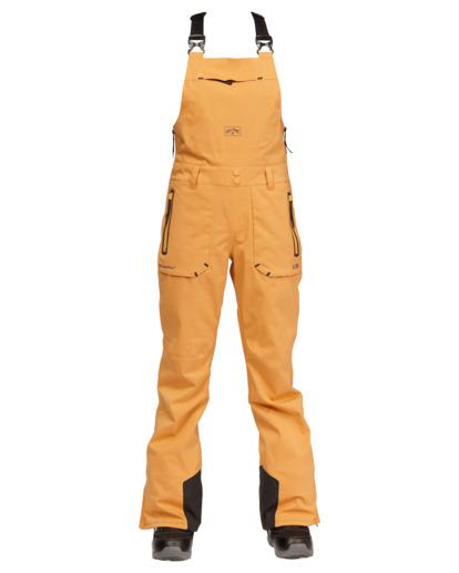 0 Drifter STX Bib Snow Pants Multicolor EBJTP00105 Billabong