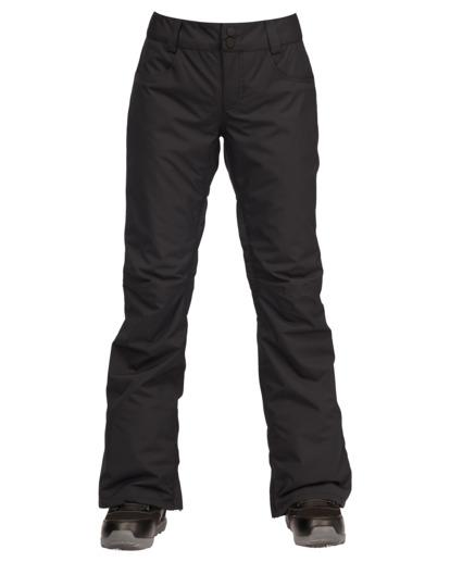 0 Terry Snow Pants Black EBJTP00106 Billabong