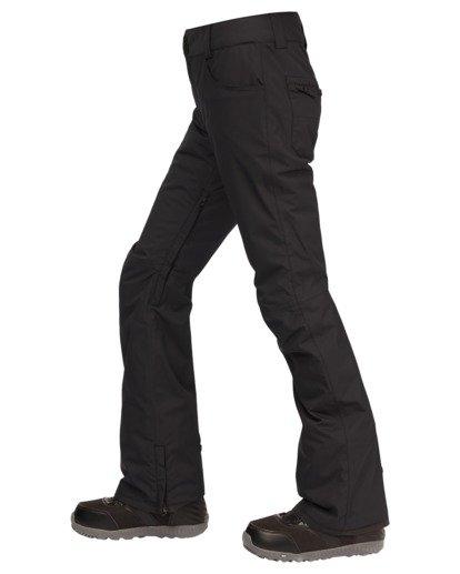 2 Terry Snow Pants Black EBJTP00106 Billabong