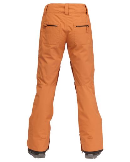 2 Terry Snow Pants Brown EBJTP00106 Billabong