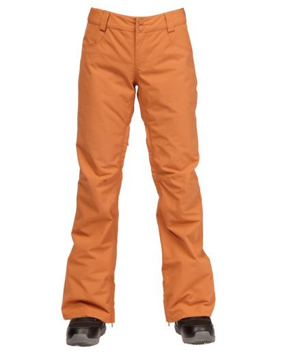 1 Terry Snow Pants Brown EBJTP00106 Billabong