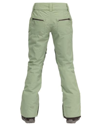 1 Terry Snow Pants Green EBJTP00106 Billabong
