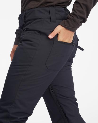 9 Terry Snow Pants Black EBJTP00106 Billabong