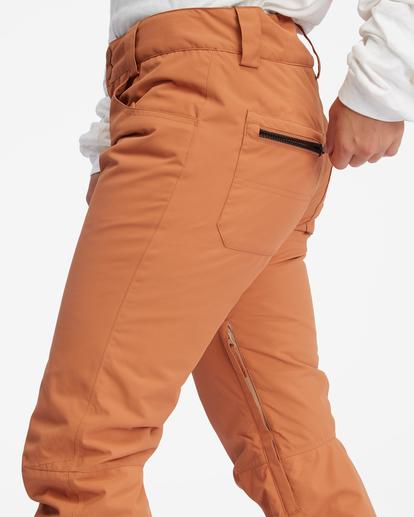 10 Terry Snow Pants Brown EBJTP00106 Billabong
