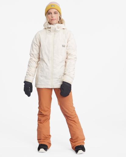 5 Terry Snow Pants Brown EBJTP00106 Billabong