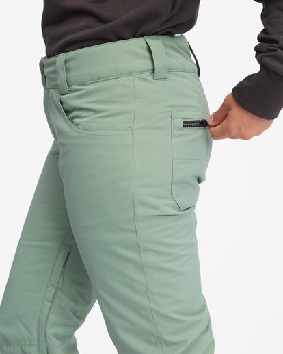9 Terry Snow Pants Green EBJTP00106 Billabong