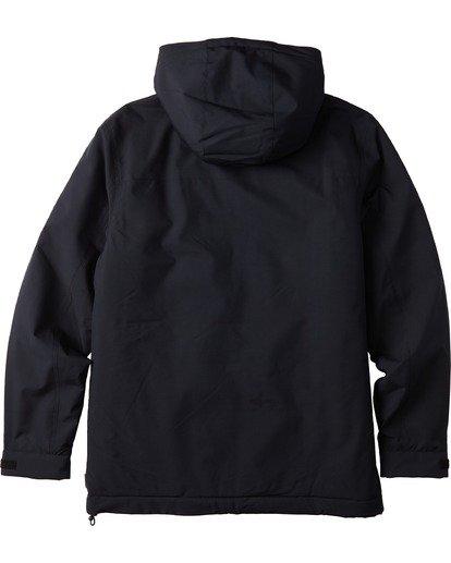 1 Cliff Stretch 10K Jacket Black EBYJK00101 Billabong