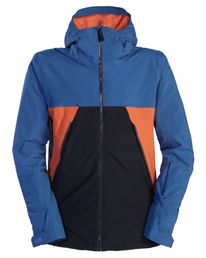 8 A/Div Expedition Snow Jacket Multicolor EBYTJ00107 Billabong