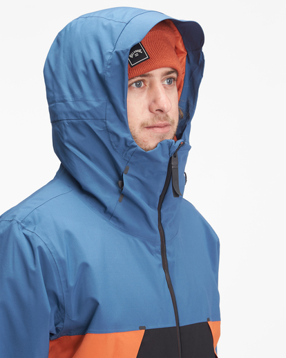 4 A/Div Expedition Snow Jacket Multicolor EBYTJ00107 Billabong