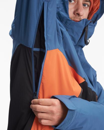 5 A/Div Expedition Snow Jacket Multicolor EBYTJ00107 Billabong