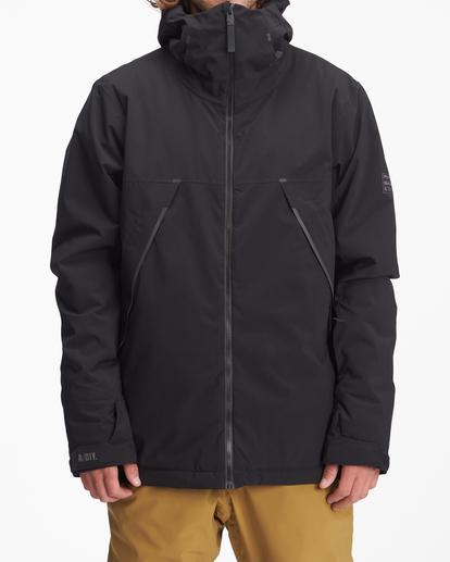 0 A/Div Expedition Snow Jacket Black EBYTJ00107 Billabong