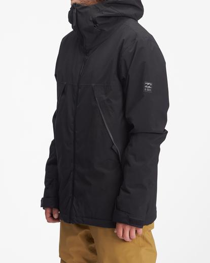 1 A/Div Expedition Snow Jacket Black EBYTJ00107 Billabong