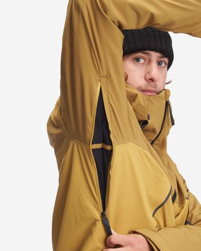 6 A/Div Expedition Snow Jacket White EBYTJ00107 Billabong