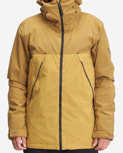 0 A/Div Expedition Snow Jacket White EBYTJ00107 Billabong