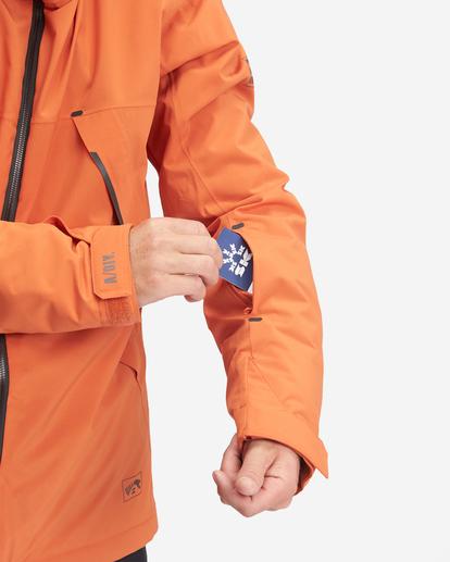 5 A/Div Expedition Snow Jacket Pink EBYTJ00107 Billabong