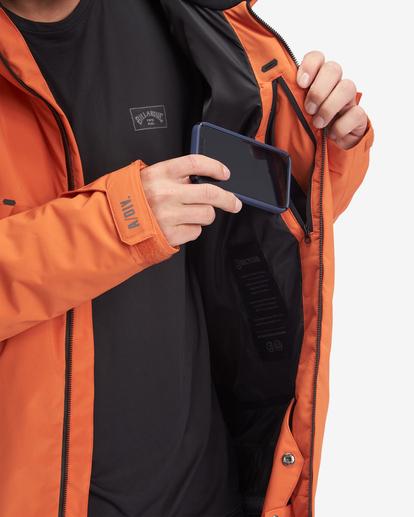 7 A/Div Expedition Snow Jacket Pink EBYTJ00107 Billabong