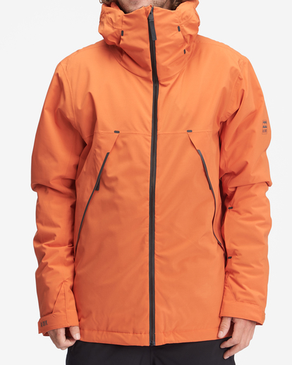 0 A/Div Expedition Snow Jacket Pink EBYTJ00107 Billabong