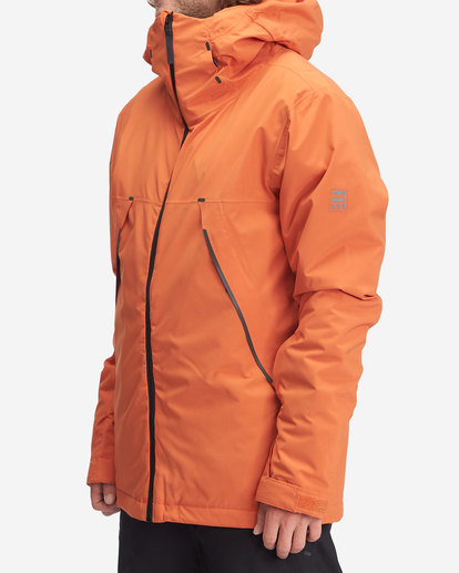 1 A/Div Expedition Snow Jacket Pink EBYTJ00107 Billabong