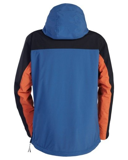 9 A/Div Quest Hooded Snow Jacket Multicolor EBYTJ00108 Billabong