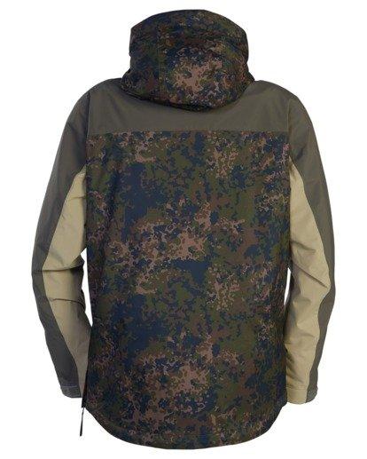 9 A/Div Quest Hooded Snow Jacket Black EBYTJ00108 Billabong