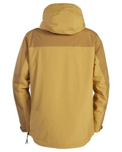 9 A/Div Quest Hooded Snow Jacket White EBYTJ00108 Billabong