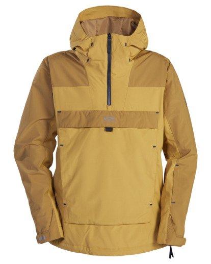 8 A/Div Quest Hooded Snow Jacket White EBYTJ00108 Billabong
