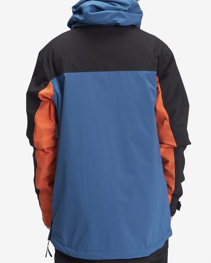 2 A/Div Quest Hooded Snow Jacket Multicolor EBYTJ00108 Billabong